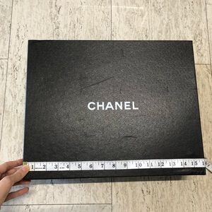 Chanel Boots Shoes Box